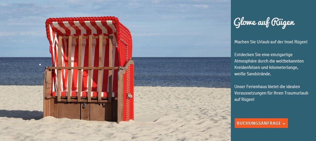 Ostseeurlaub auf Rügen