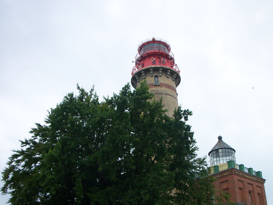 Leuchttürme Kap Arkona
